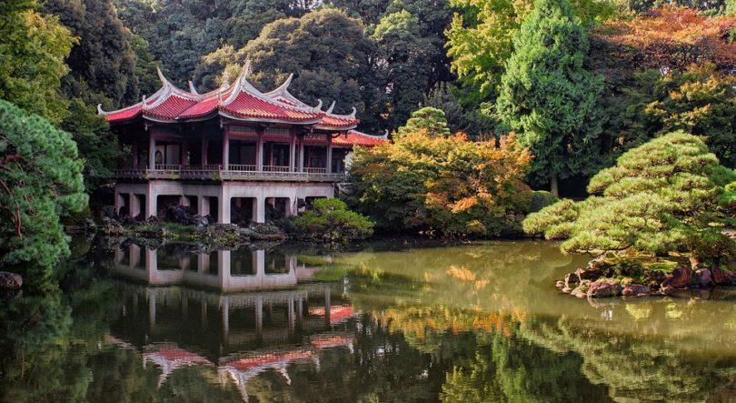 La déco d\'un jardin japonais - Design Obsession