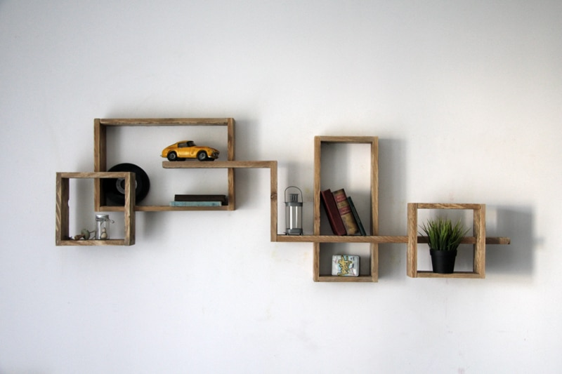 Quelques id es d tag re murale design design obsession for Idee deco etagere cuisine