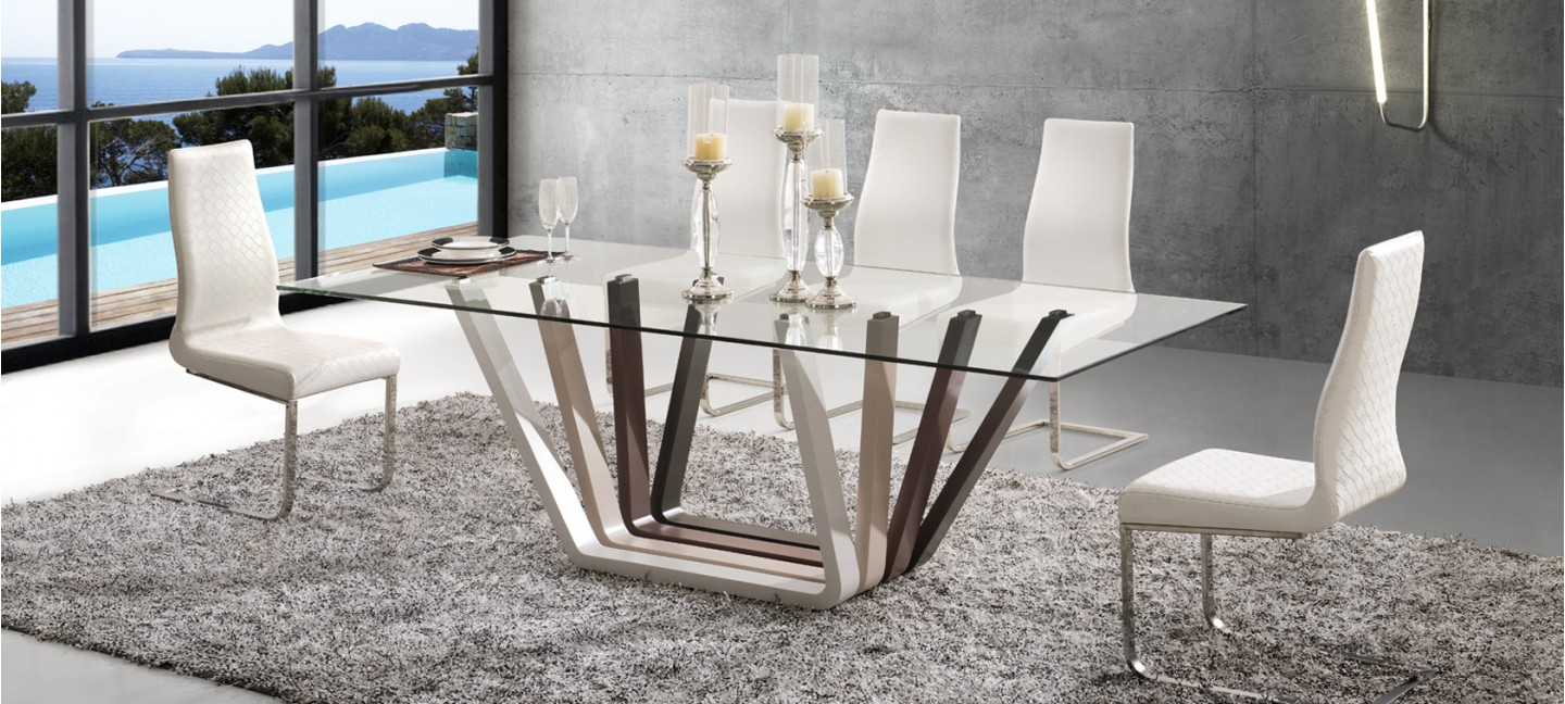 Une table manger design design obsession for Solde table a manger