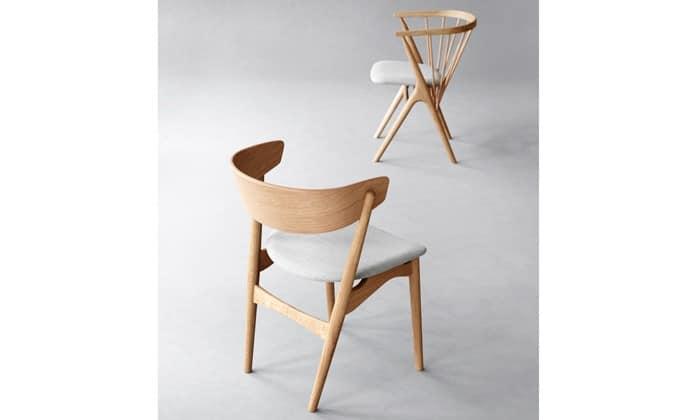 des formes arrondies avec un design simple et des matriaux robustes les chaises scandinaves sadapteront parfaitement dans votre intrieur - Chaise Scandinave Design