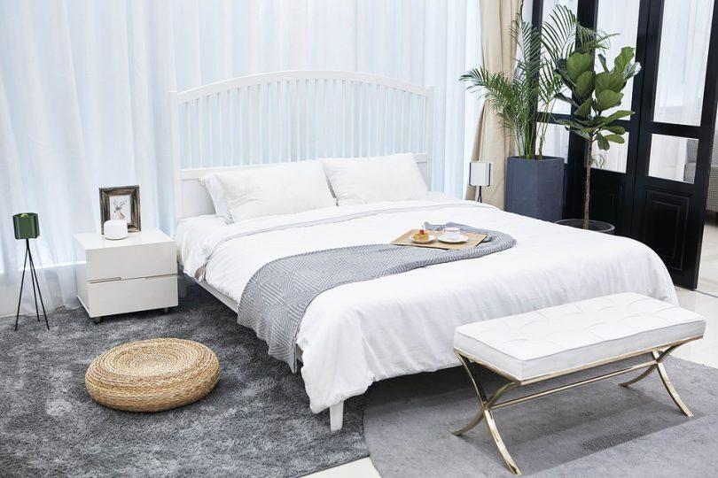 Décorer votre chambre dans un style campagne - Design Obsession