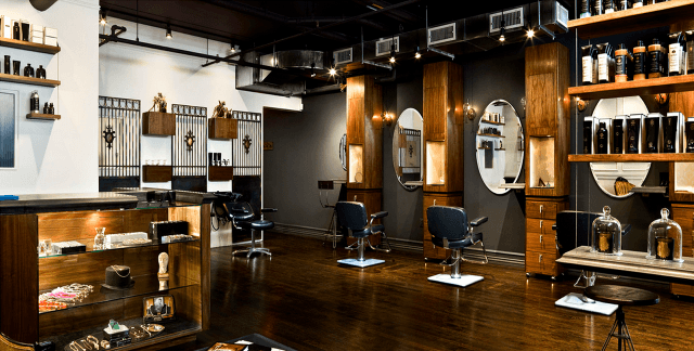 Photo Salon De Coiffure Moderne Au Cameroun : Comment décorer son salon de coiffure design obsession