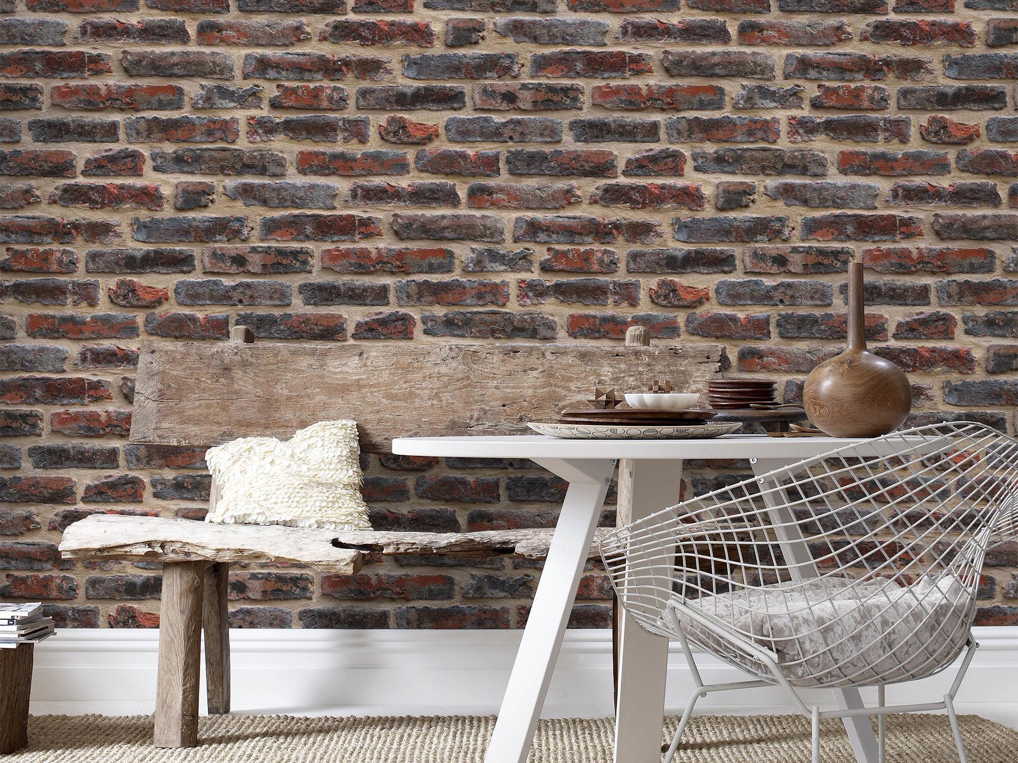 Faire Un Mur De Brique Intérieur 5 idées originales pour décorer son mur de briques - design