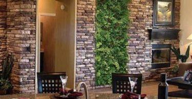 mur vegetal design
